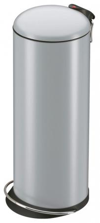Hailo TOPdesign L stříbrný - nášlapný odpadkový koš