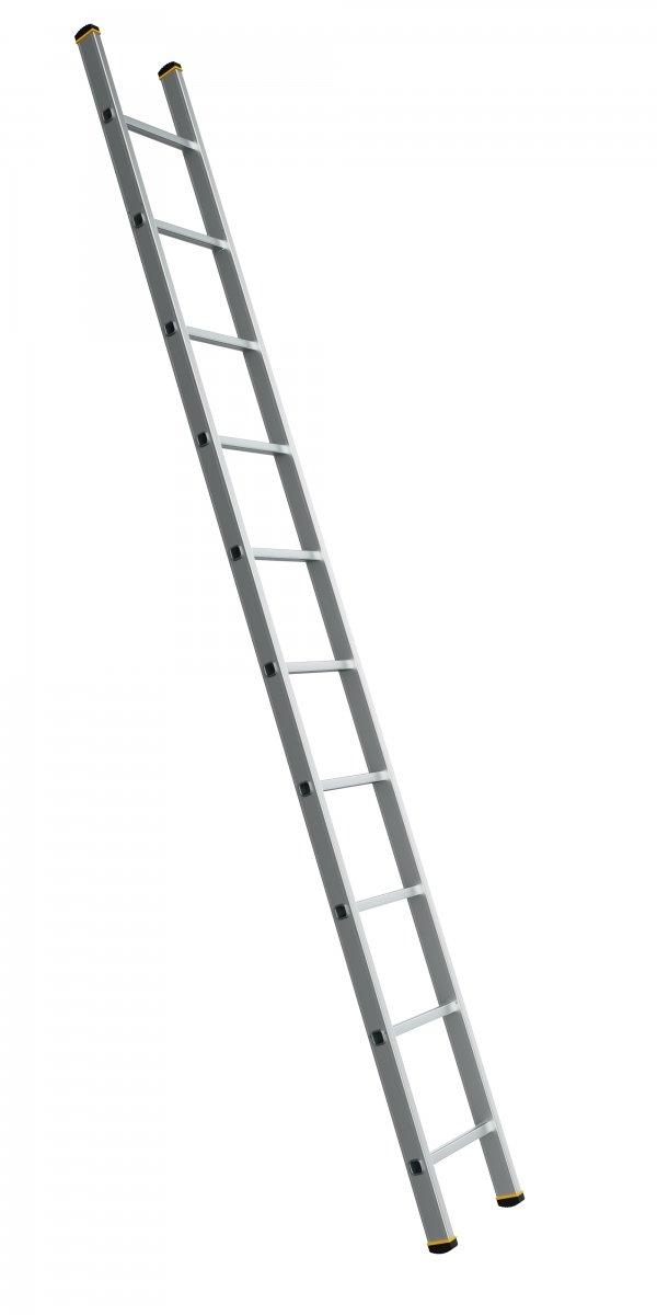 8120 - jednodílný žebřík 1 x 20 příček