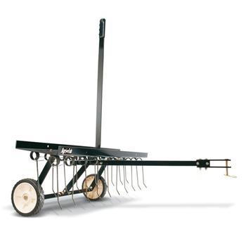 AF 294 - tažený travní odmechovač 102 cm