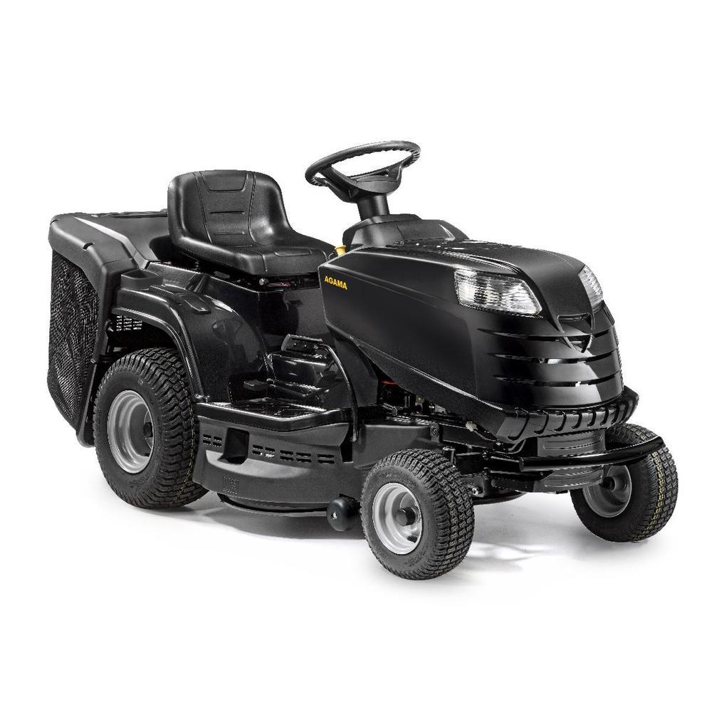 AGAMA BT 84 HCB - zahradní traktor s košem