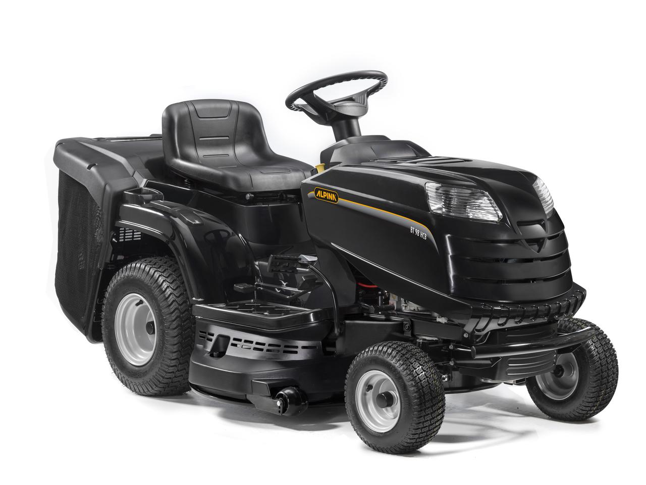 AGAMA BT 98 HCB - zahradní traktor s košem