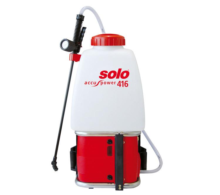 Solo 416 Li - akumulátorový postřikovač