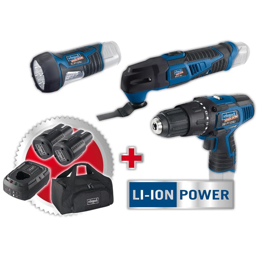 AKU SET L1 - akumulátorový set 12 V