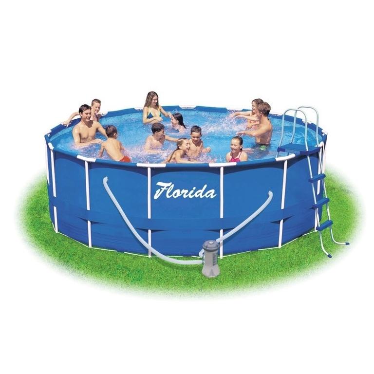 Bazén Florida 3,66 x 0,99 m s kartušovou filtrací