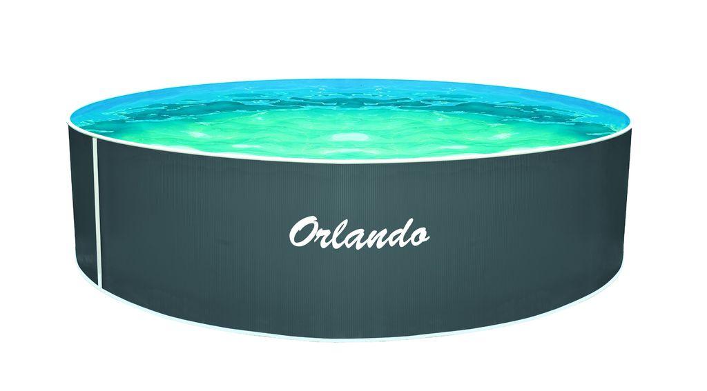Bazén Orlando 3,66x1,07 - tělo bazénu + fólie