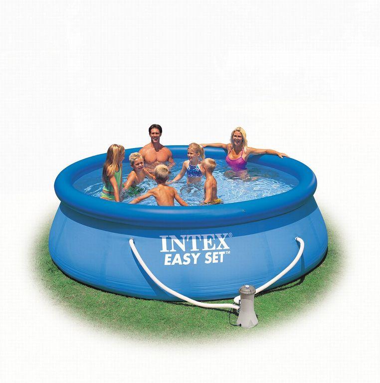 Bazén Tampa 3,66 x 0,91 m s kartušovou filtrací