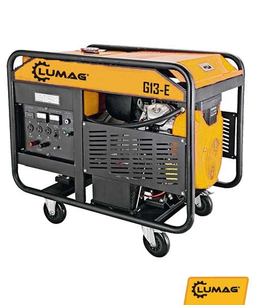 Benzínový generátor Lumag G13E