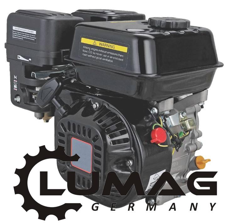 Benzínový motor LUMAG G200-FA