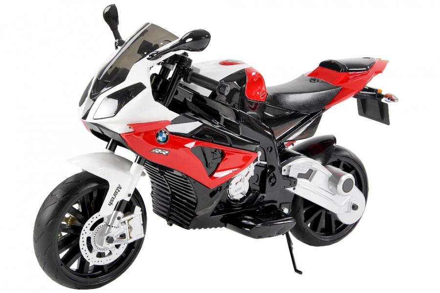 BMW S1000RR Red - dětské motorka