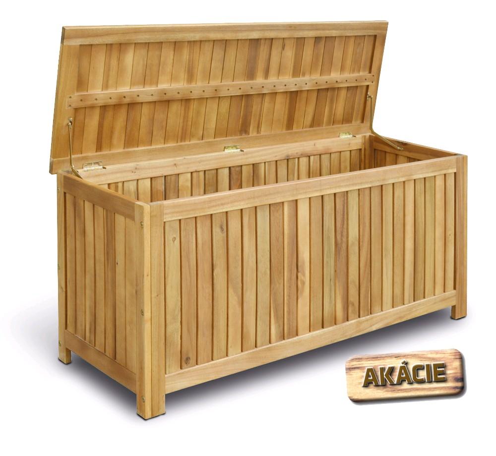 Box s úložným prostorem NEVADA