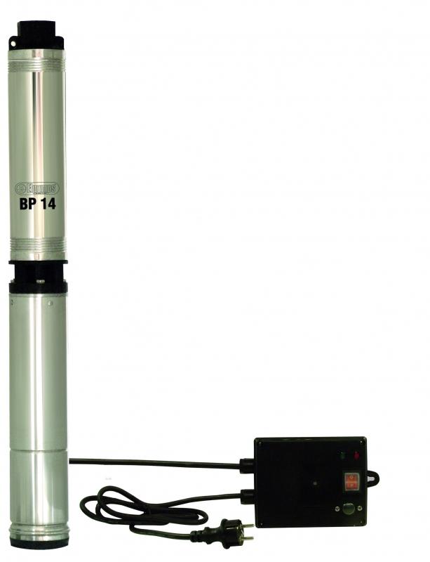 BP 14 - hlubinné ponorné čerpadlo do studní a vrtů