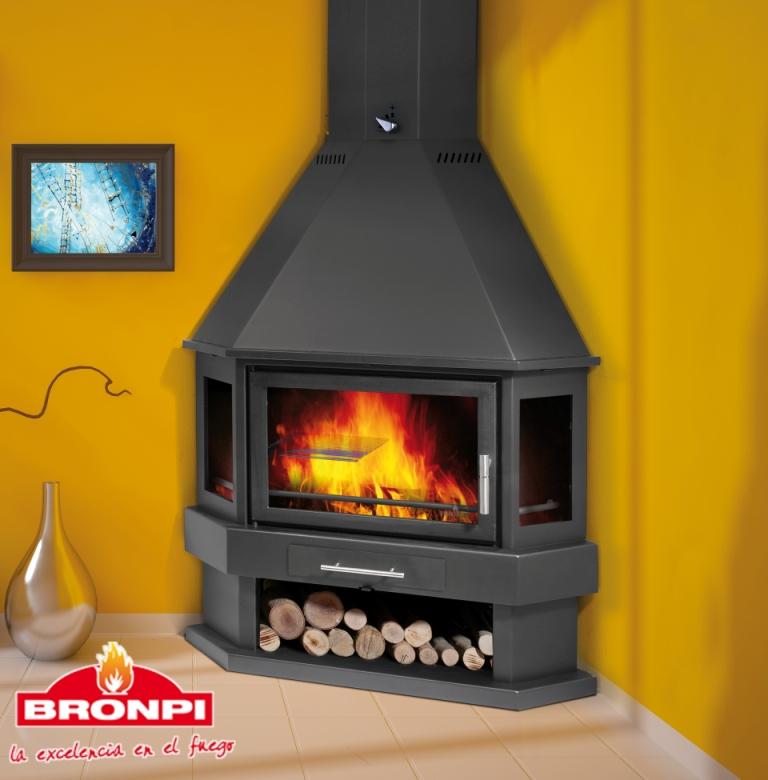 Bronpi LORCA-R - krb rohový