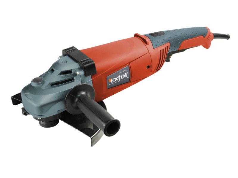 Bruska úhlová 2350 W / 230 mm - EXTOL PREMIUM
