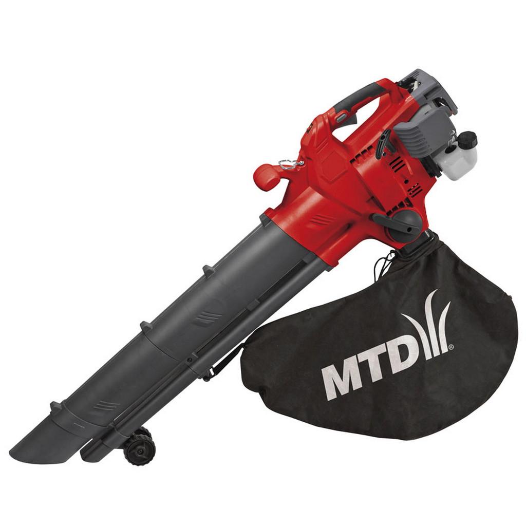 MTD BV 3000 G - vysavač/foukač s benzinovým motorem