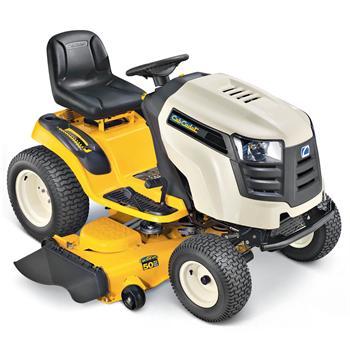 CC 1224 KHP - travní traktor s bočním výhozem