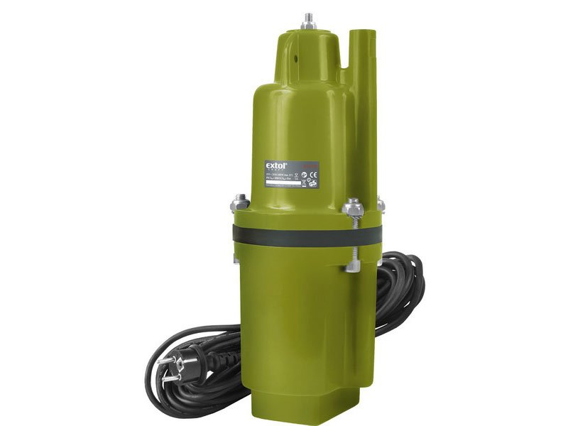 Čerpadlo membránové hlubinné ponorné, 600 W/20 m