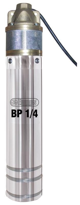 BP 1/4 - hlubinné ponorné čerpadlo do studní a vrtů