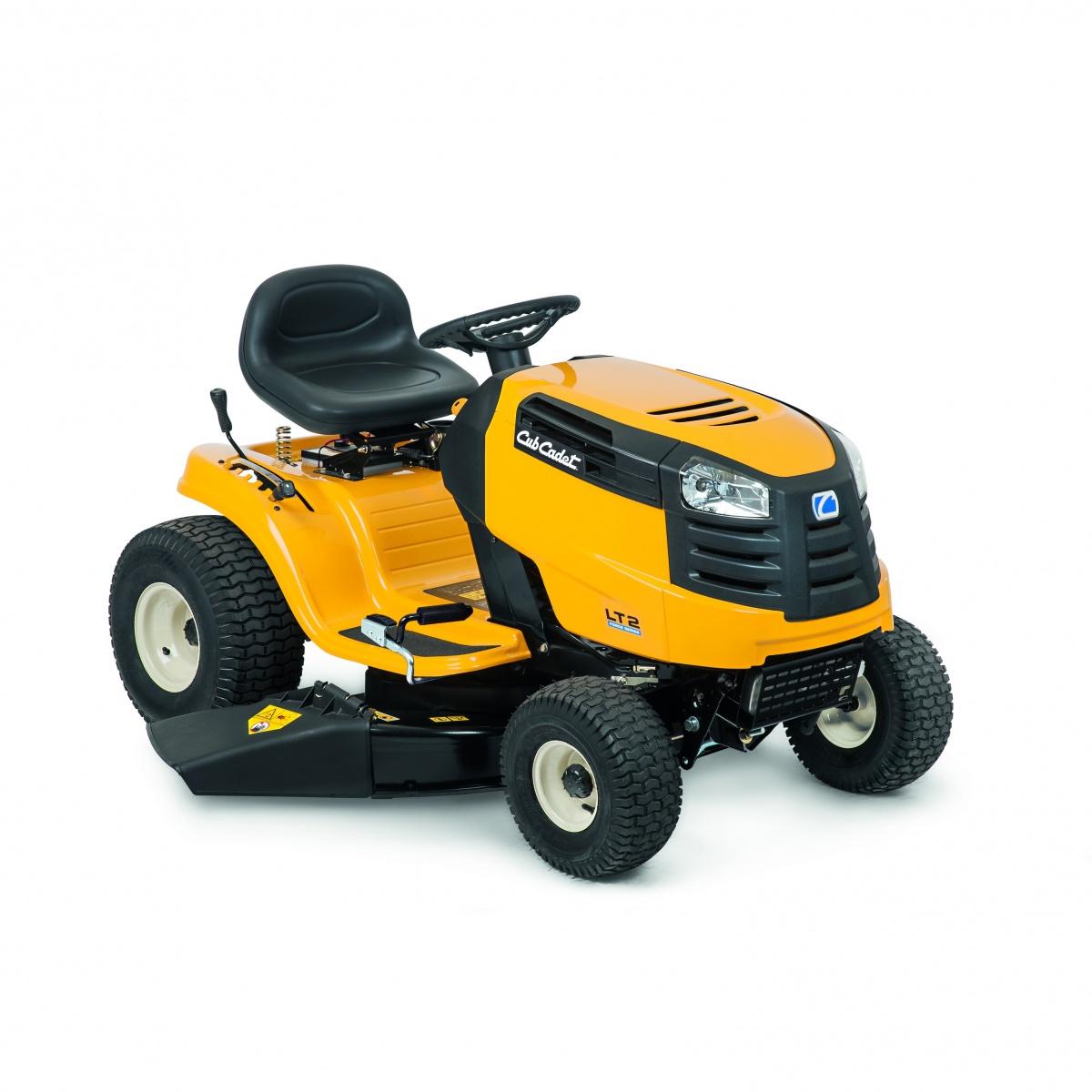 Cub-Cadet LT2 NS96 - travní traktor s bočním výhozem + DÁREK