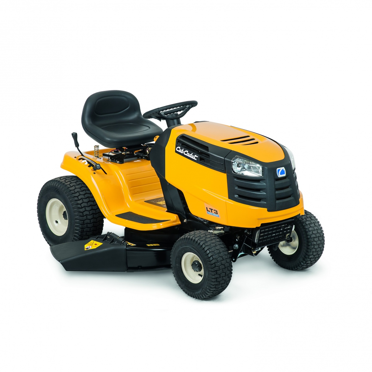 Cub-Cadet LT3 PS107 - travní traktor s bočním výhozem + DÁREK