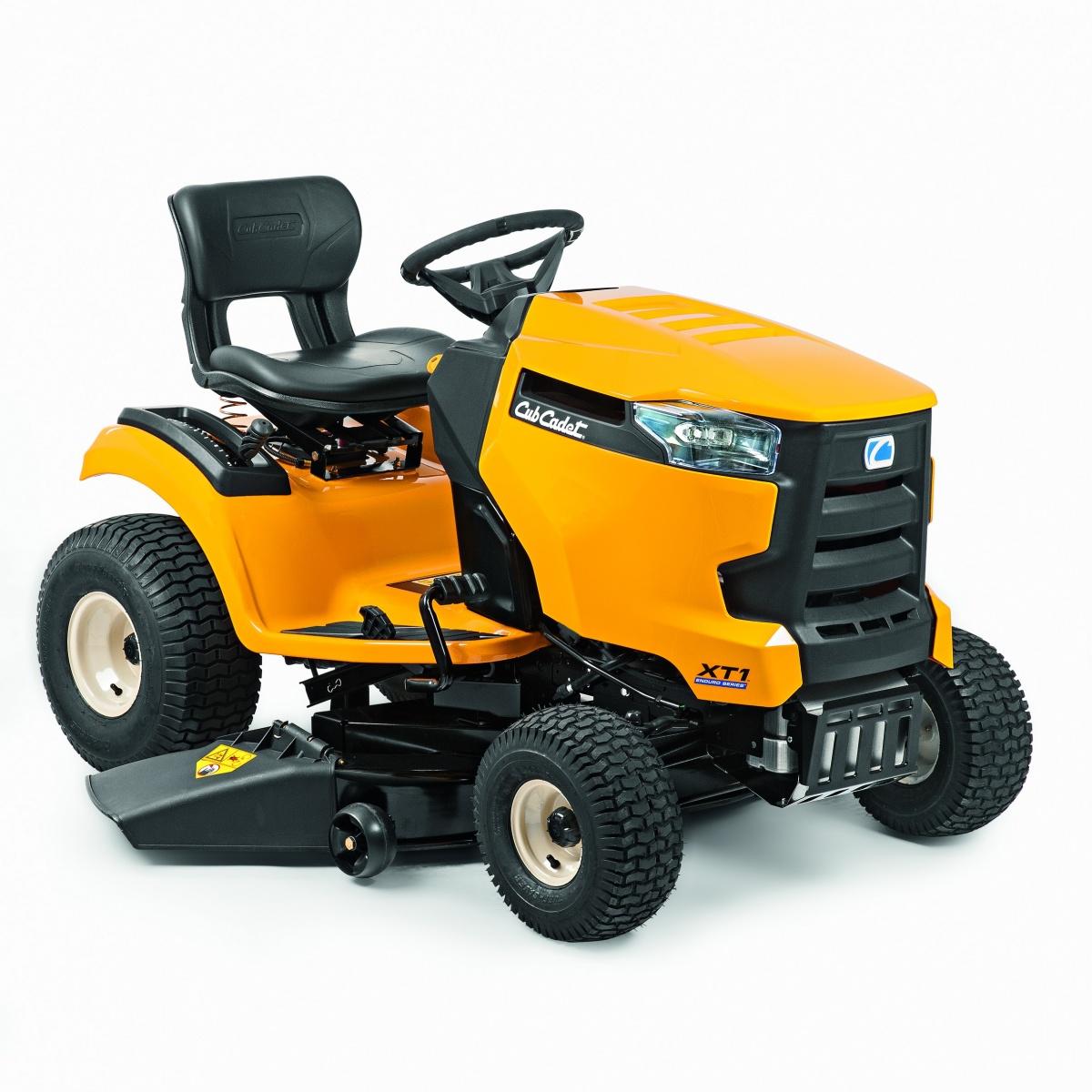 Cub-Cadet XT1 OS96 - travní traktor se bočním výhozem + DÁREK