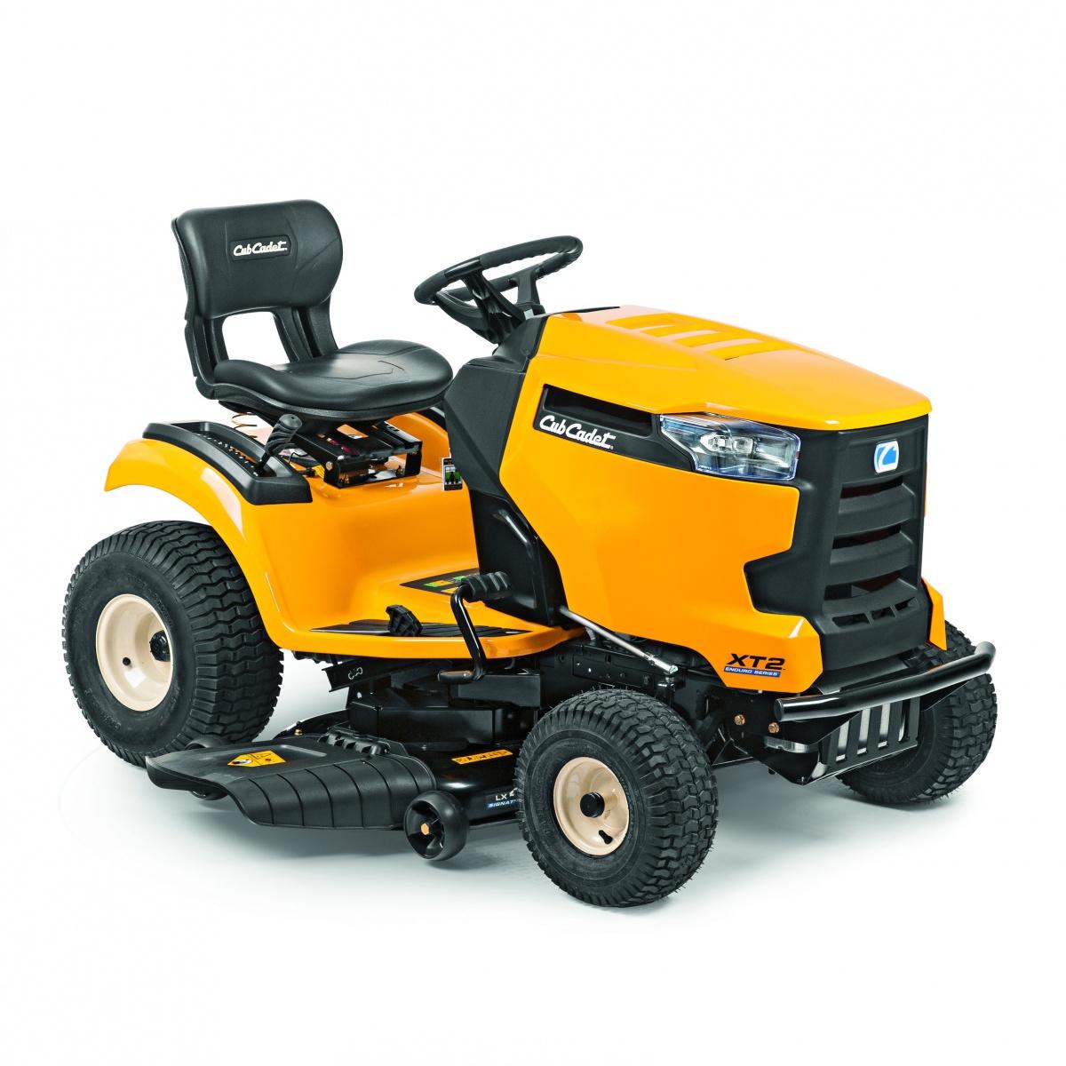 Cub-Cadet XT2 PS107 - travní traktor se bočním výhozem + DÁREK