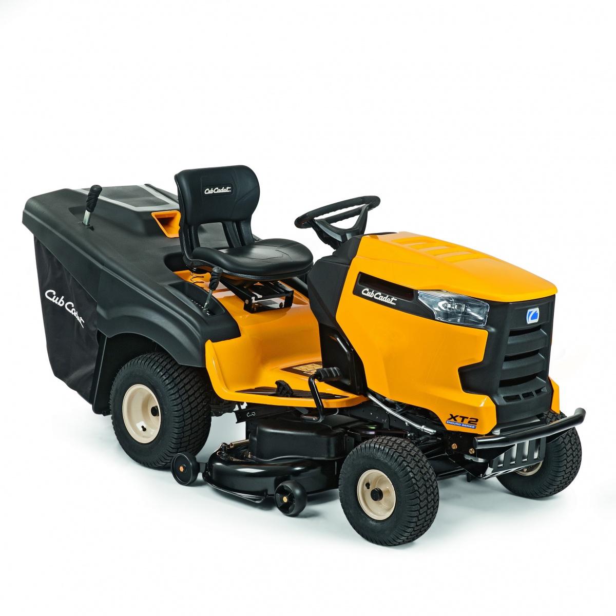 Cub-Cadet XT2 QR106 - travní traktor se zadním výhozem + DÁREK