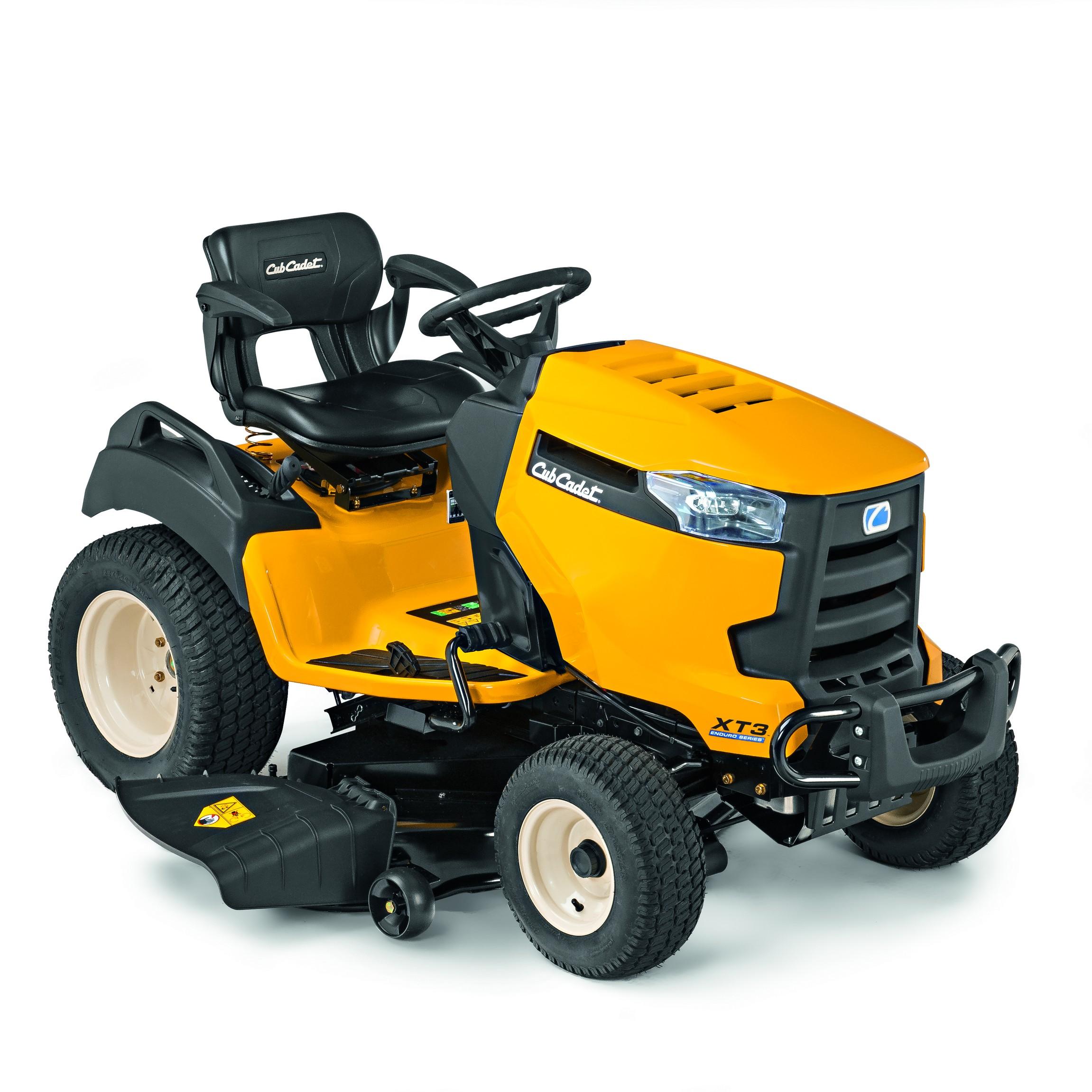Cub-Cadet XT3 QS127 - travní traktor se bočním výhozem