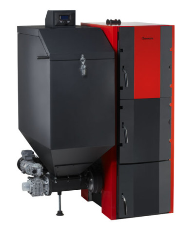 DAKON FB2 Automat 25 - automatický kotel na tuhá paliva