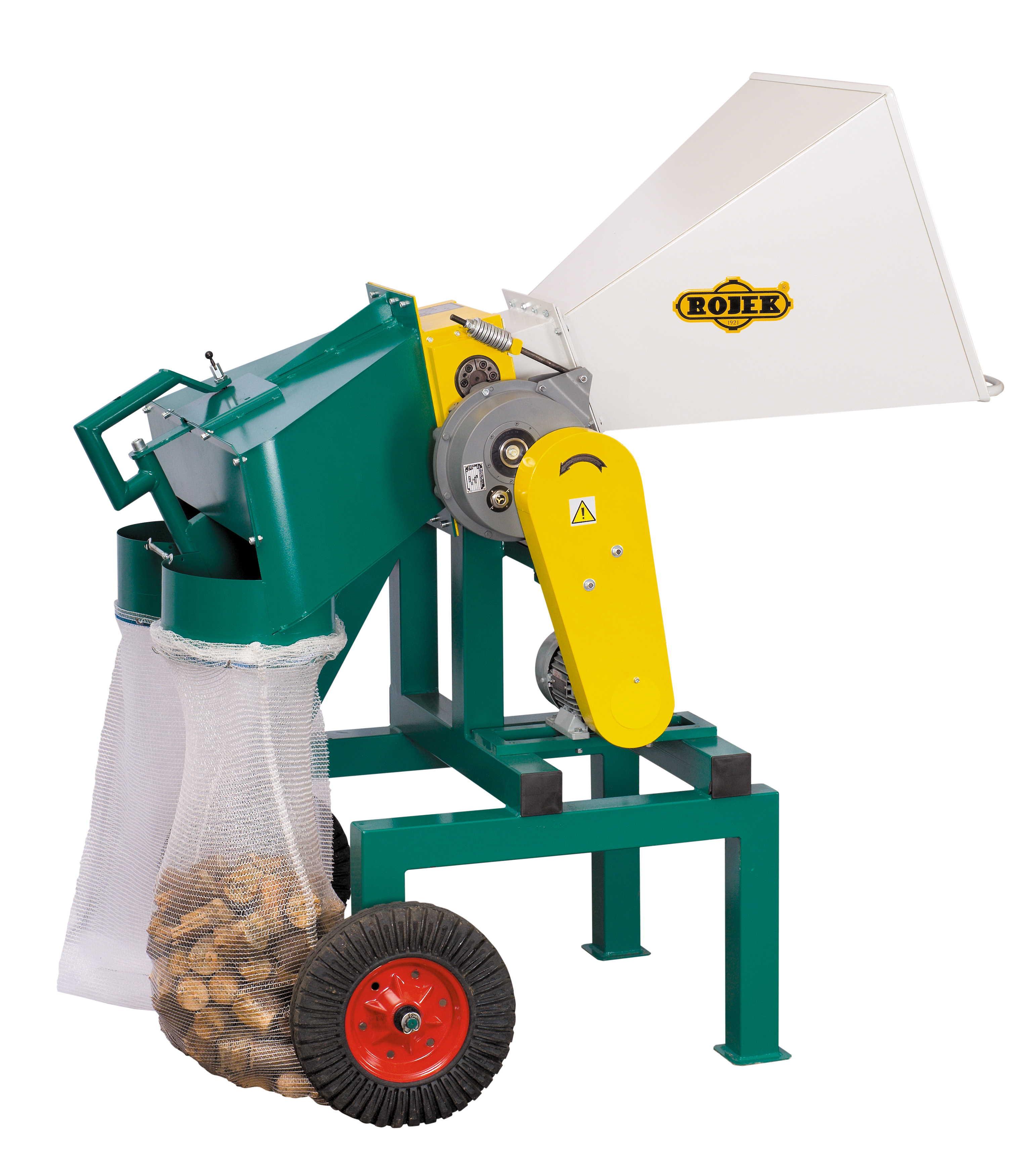DH 10 EP - drtič dřevní hmoty