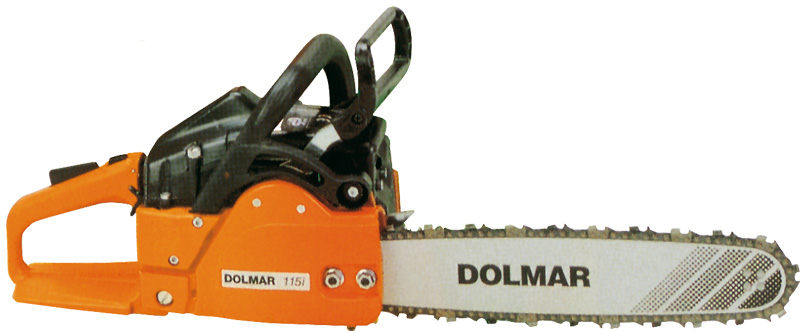 DOLMAR 115-38 - benzinová řetězová pila + DÁREK