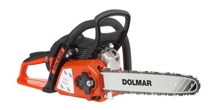 DOLMAR PS-32 CTLC35B - benzinová řetězová pila + DÁREK