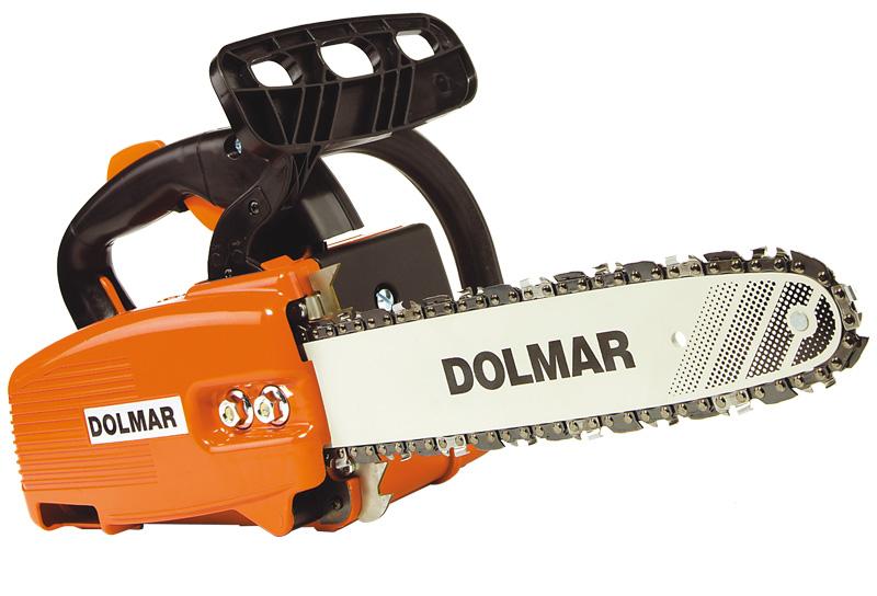 DOLMAR PS-3410TH30B - jednoruční benzinová řetězová pila + DÁREK