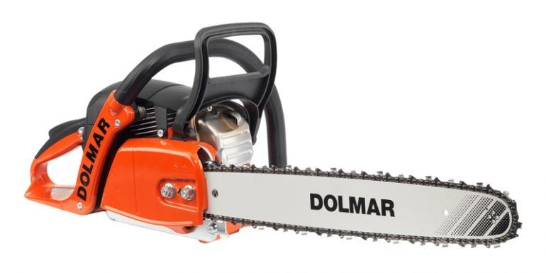 DOLMAR PS-420 SC - benzinová řetězová pila + DÁREK