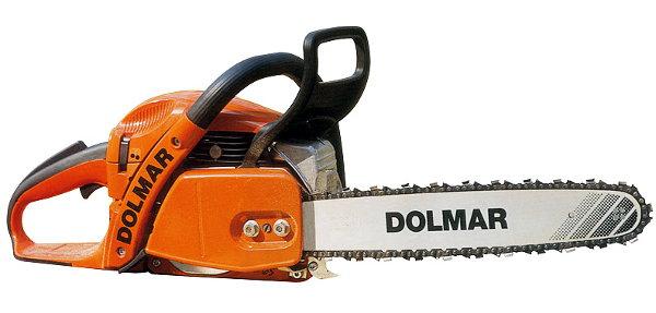 DOLMAR PS-500 C - benzinová řetězová pila + DÁREK