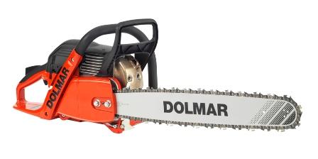 DOLMAR PS-6100 H - benzinová řetězová pila s vyhřívanou rukojetí + DÁREK