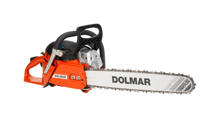 DOLMAR PS-7910 H - benzinová řetězová pila s vyhřívanou rukojetí + DÁREK