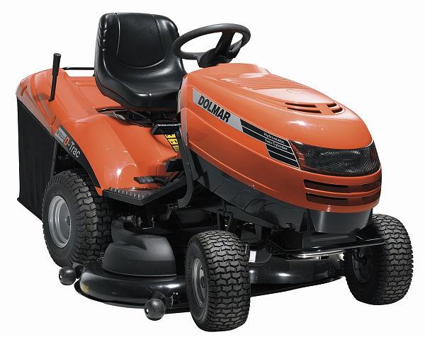 DOLMAR TM-122.22 H2 zahradní traktor+DÁREK