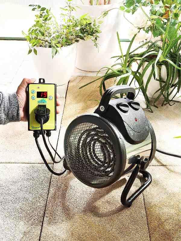 Elektrické vytápění Palma 2.0