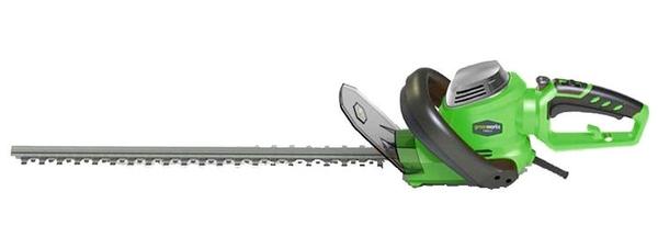 Elektrický plotostřih 65 cm - otočná rukojeť