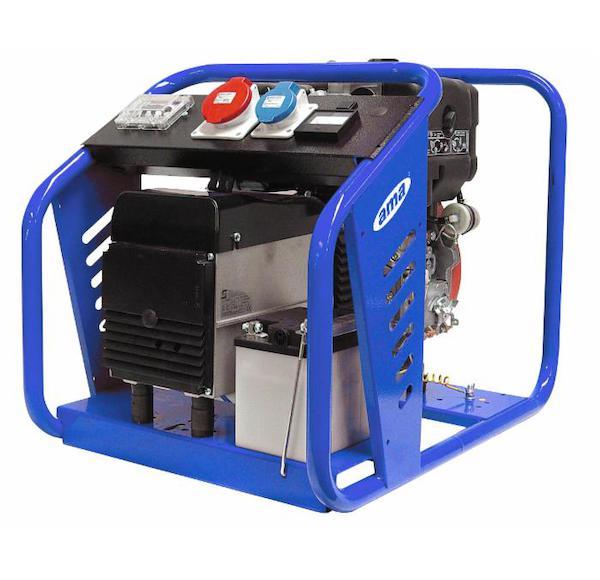Elektrocentrála 7,3 kW - diesel