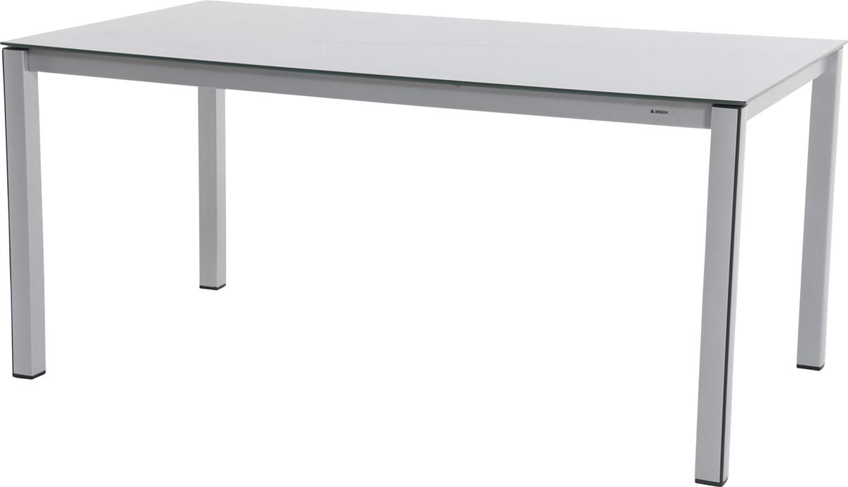 Elements Creatop-Lite - hliníkový stůl 160 x 90 x 74 cm