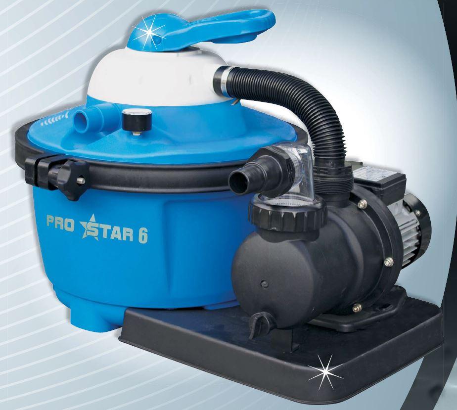 Filtrace písková ProStar 6