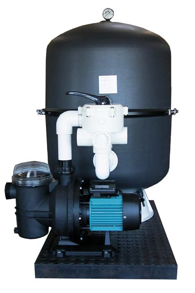 Písková filtrace SF 600 / Blaumar S1 75