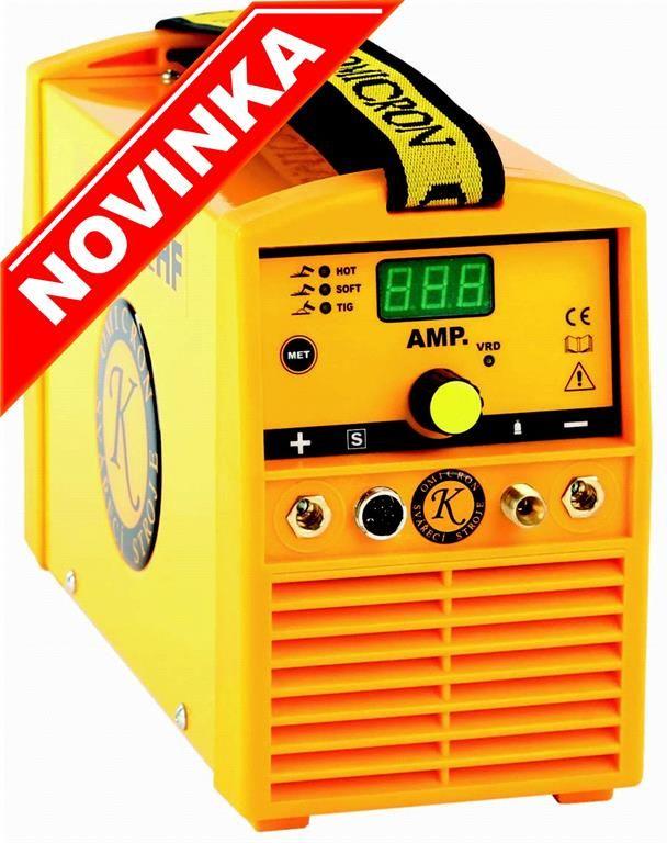 GAMA 1500L HF - invertorový svářecí zdroj