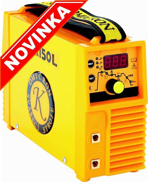 GAMA 150L - svářecí invertor