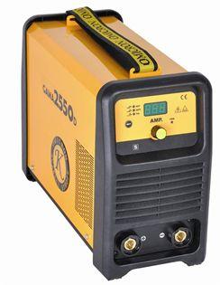GAMA 2550D - třífázový invertorový svářecí stroj