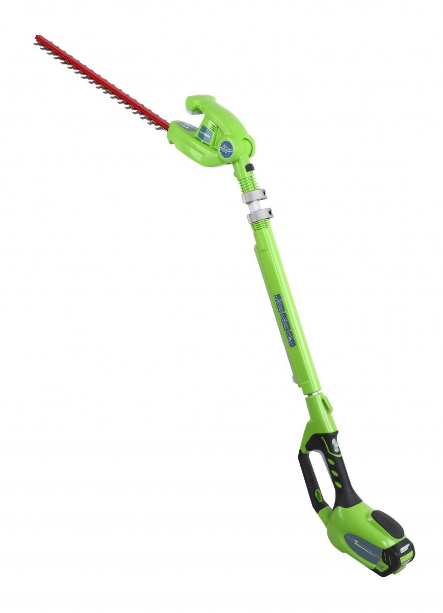 Greenworks G40PH51 40V - aku plotostřih 51 cm s dlouhým dosahem