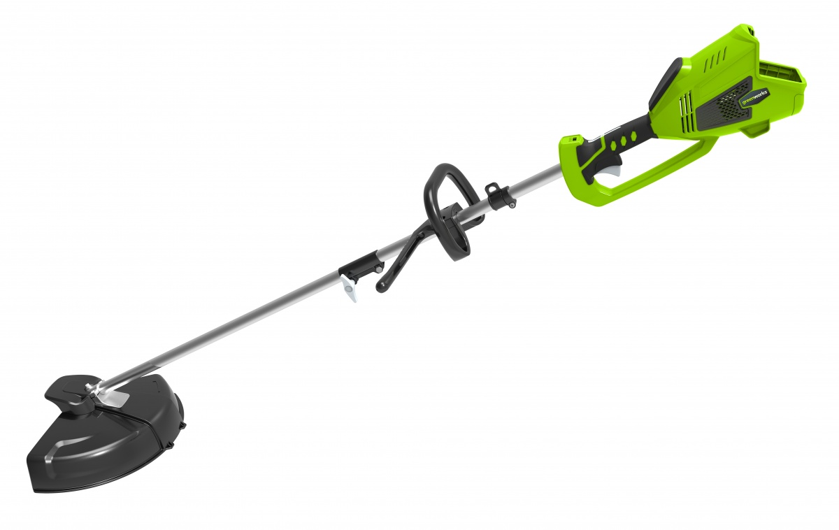 Greenworks GD40BC - křovinořez s aku indukčním motorem 40 V