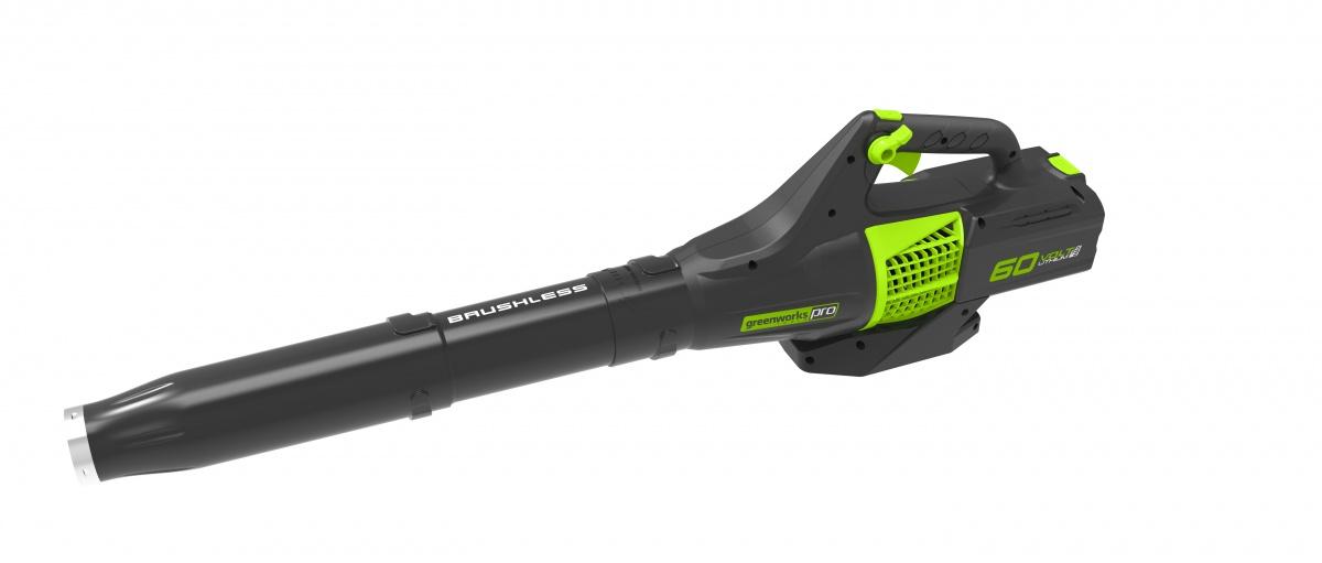 Greenworks GD60AB - 60 V aku foukač s indukčním motorem