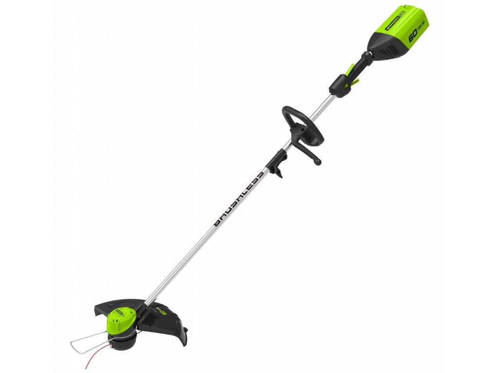 Greenworks GD60LT - 60 V aku vyžínač s indukčním motorem